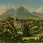 Alexander Duncker: Die ländlichen Wohnsitze, Schlösser und Res