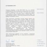 Referencje - Instytut Archeologii UJ